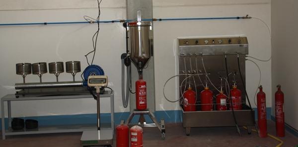 Empresa de extintores en madrid